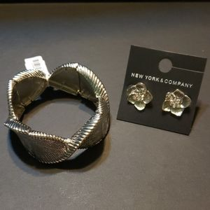New York & Company  Bracelet Set